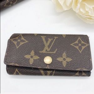 Louis Vuitton Bags - Louis Vuitton Wallet and key case set